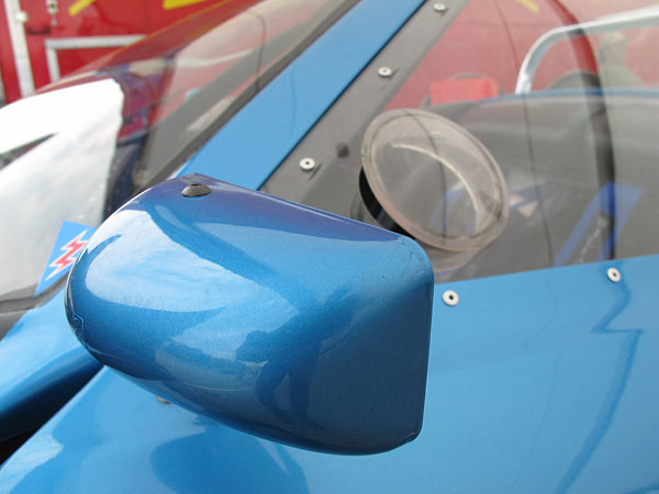 SPA Design side view mirror.