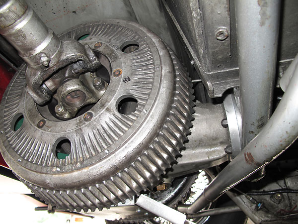 Buick 12 inch aluminum brake drums were used from 1958 through 1970.