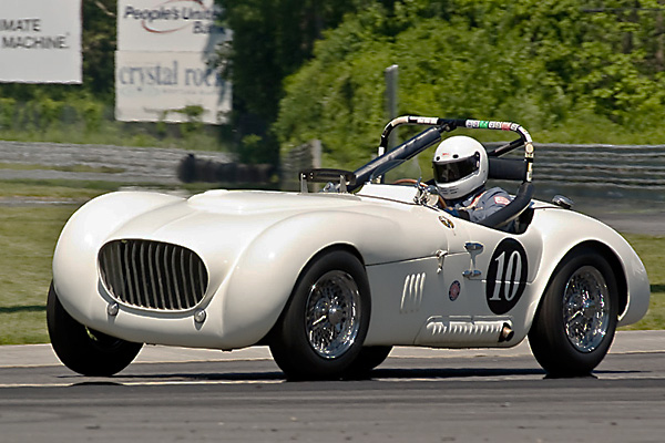 The Walt Hansgen Jaguar XK120 Special: Owned & Raced by Bob Millstein