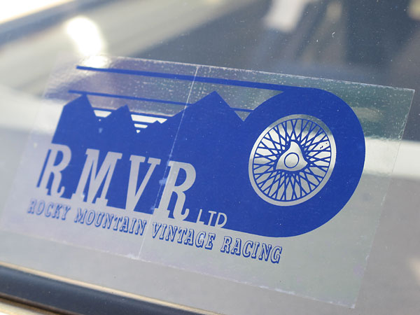 RMVR Ltd. - Rocky Mountain Vintage Racing