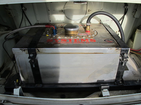 Fuel Safe Systems fuel cell.
