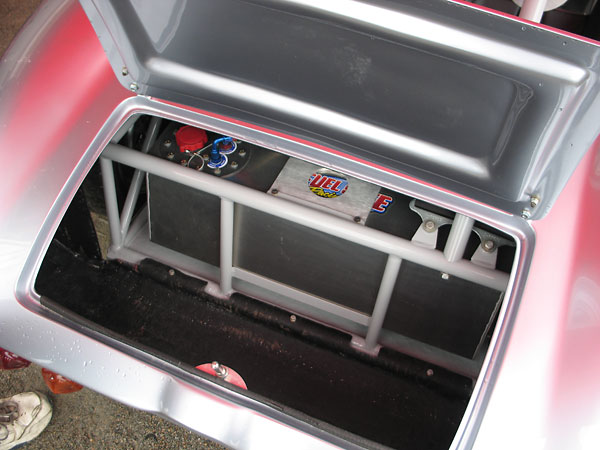 Fuel Safe fuel cell.