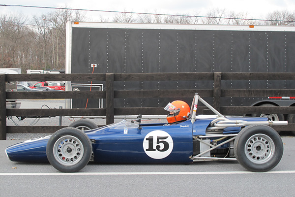 Merlyn produced some especially attractively styled Formula Fords.