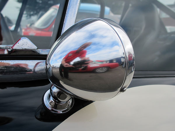 Raydot replica side view mirror.
