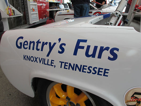 Gentry's Furs, Knoxville Tennessee