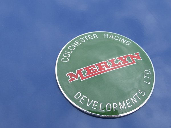 Merlyn - Colchester Racing Developments Ltd.