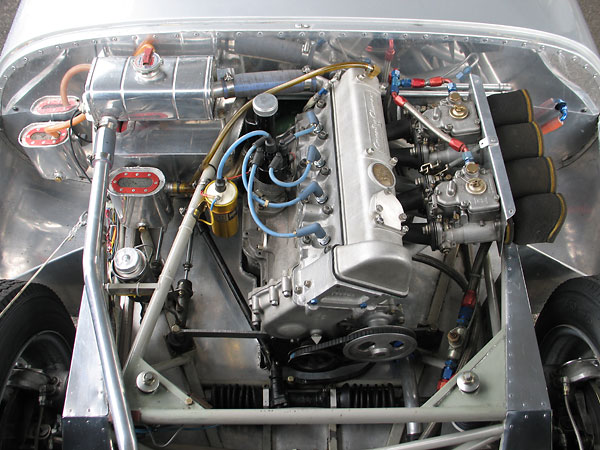 1460cc Coventry Climax (#FWB400-55), rebuilt by Brian MacEachern.