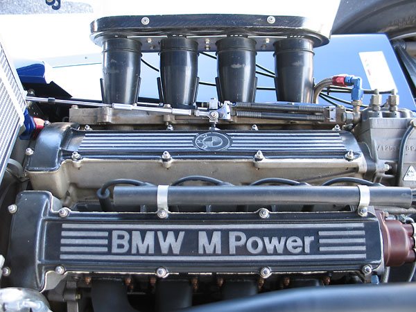 The BMW engine powered drivers to six Formula Two world championships between 1973 and 1982