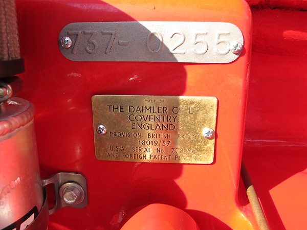 The Daimler Company Limited of Coventry, England