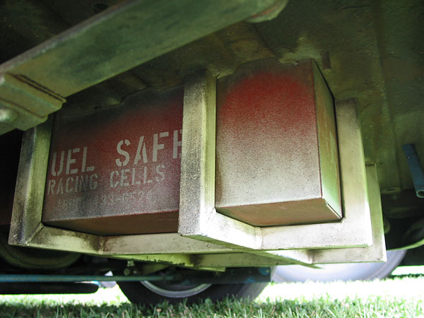 Fuel Safe racing cells