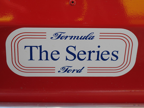 Formula Ford / The Series