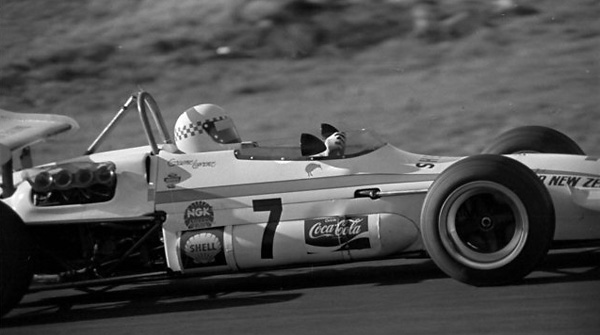 Graeme Lawrence at Oran Park. Photo by Lynton Hamer.