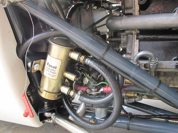 Facet electric fuel pump.