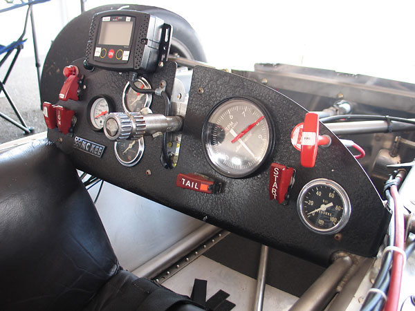 Jones mechanical tachometer (1000-10,000rpm)
