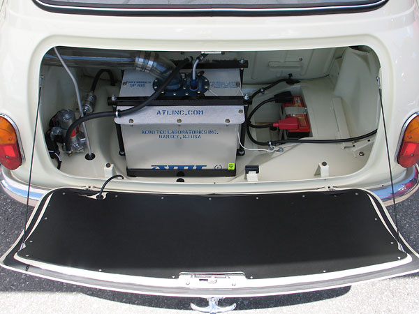 ATL SP105-AC fuel cell.