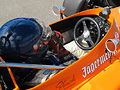 Steve Cook's March 741 Formula One race car